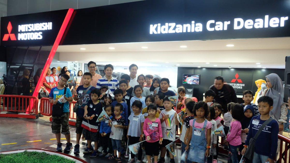 Pada acara Media Family Gathering 2020 Mitsubishi Motors mengajak anak-anak untuk lebih mengenal dunia otomotif di Kidzania Jakarta. Selengkapnya simak di sini:    #MitsubishiMotors
