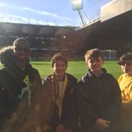Boarding at Lockers Park is never dull. Following Friday night's thrilling Dark Tower game, our boarders were excited to get the opportunity to watch @WatfordFC vs @SpursOfficial on Saturday. Glorious sunshine and fantastic seats! 👊⚽️#iloveboarding @BSAboarding