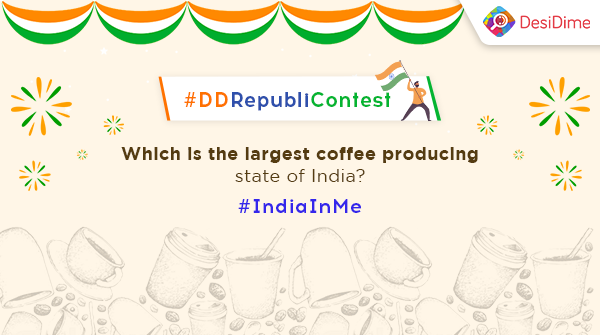 Here is the last question of the day #DDRepubliContest #IndiaInMe.   T&Cs:  http:// bit.ly/2G3tnge      #Contest #ContestTime #ContestofChampions #ContestAlertIndia #ContestIndia #contests #quiz #games #MondayMotivation #mondaythoughts #MondayVibes #MondayMood #MondayBlues #monday<br>http://pic.twitter.com/qU18d4tv8k