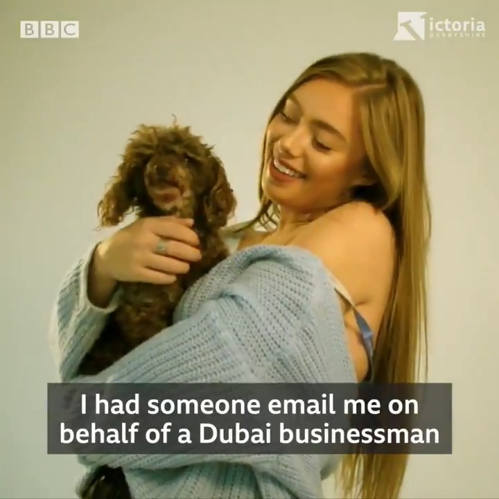'It's high-end prostitution'  Social media influencers are 'being offered thousands of pounds for sex', we've been told.  @tynelexyclarson, who starred in Love Island, says she was offered £50,000 for 5 nights in Dubai - with a non-disclosure agreement.  bbc.in/36b4RUY