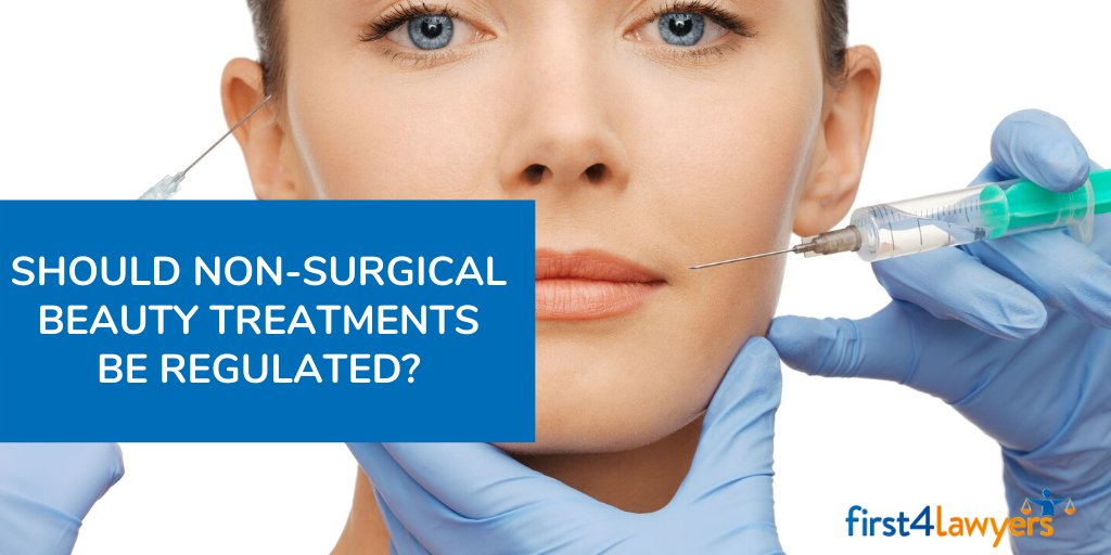 90% of #cosmetic procedures in the UK are non-surgical. The Scottish government has proposed plans to regulate the sector, including the introduction of licenses for non-healthcare professionals https://bit.ly/2FNmH5Y #healthcare #patientsafety #cosmeticsurgery pic.twitter.com/9FN2AvJbwB