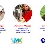 Image for the Tweet beginning: As #VMX2020 gathers vets, nurses,