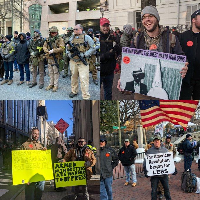 Watch Live: Virginia 2nd Amendment Pro-Gun Rally