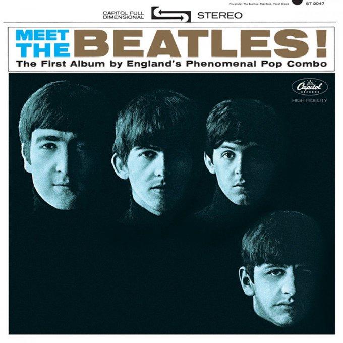 """Há 56 anos chegava """"Meet the Beatles!""""!!!  Qual a sua canção predileta deste 1º álbum oficial dos Beatles nos EUA?  #beatles #thebeatles #meetthebeatles #classicrock #poprock #rock #music #musica #confrariafloydstockpic.twitter.com/rZNGhyfxIW"""
