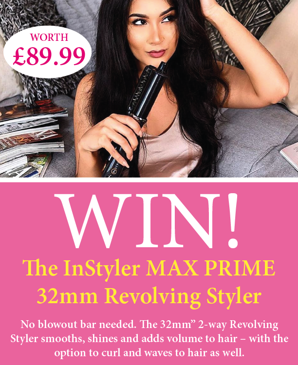 RETWEET AND FOLLOW US TO BE ENTERED COMPETITION TIME NO BLUE MONDAY VIBES HERE....Win this fabulous Instyler Max Prime Revolving Styler worth a whopping £89.99 #Competition #BlueMonday #nobluemonday  #CompetitionTime #HairLove #hairstyle #prizes<br>http://pic.twitter.com/Vg2BSJSVkC