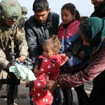 Image for the Tweet beginning: Aid and assistance is continuing