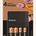 Image for the Tweet beginning: Duracell 45 Minutes Battery Charger
