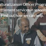 Image for the Tweet beginning: Our Multicultural Liaison Officer Program