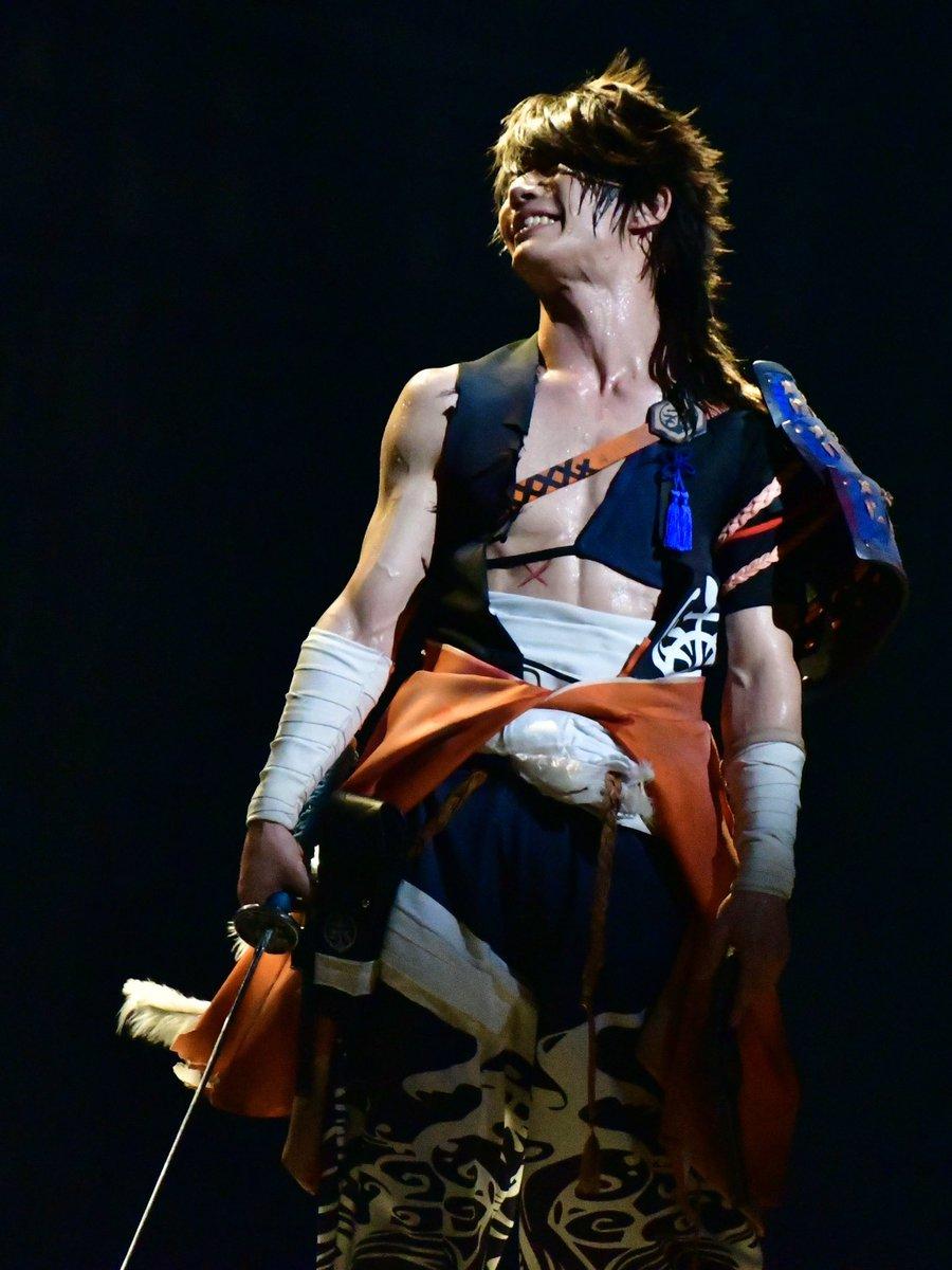 舞台『刀剣乱舞』維伝 朧の志士たちブログを更新しました。