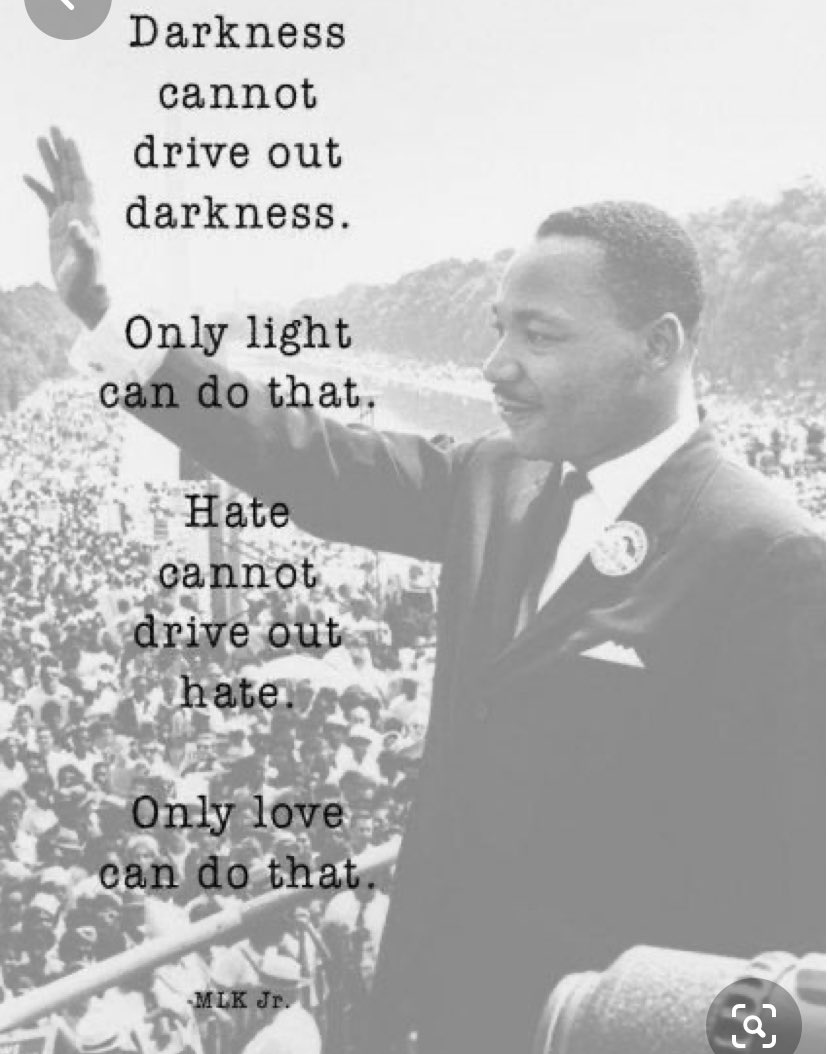 #truth #MLKDay ❤️