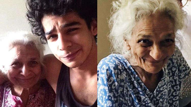 Actor #IshaanKhatter pens down a heartfelt note for Grandmother #KhadijaAzeem  Read Full News: https://cutt.ly/drbNBeC  #Bollywood #BollywoodCelebs #lehren #followuspic.twitter.com/adB33TYaNa