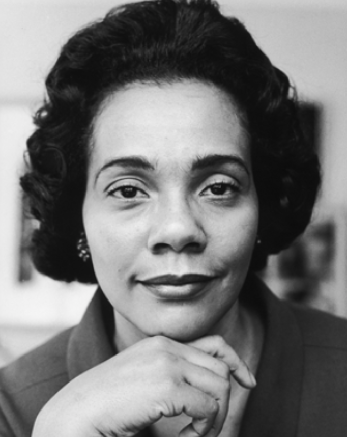 @HillaryClinton's photo on Coretta Scott King