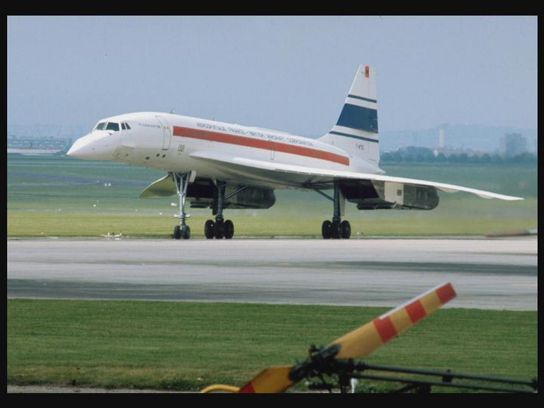 @BBCArchive's photo on Concorde