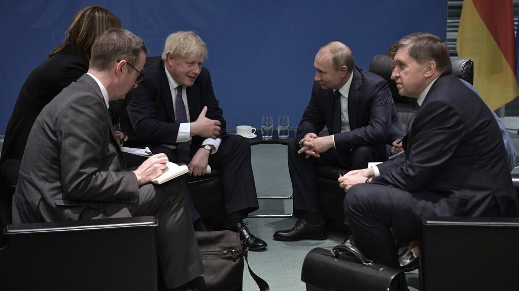 Boris Johnson seeks permission to release report of Russian interference into UK politics <br>http://pic.twitter.com/eRz2GWAqwI