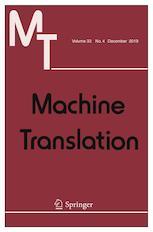 Addressing data sparsity for neural machine translation between morphologically rich languages | SpringerLink