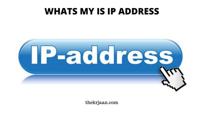 Whats My IP Address | All About IP Address