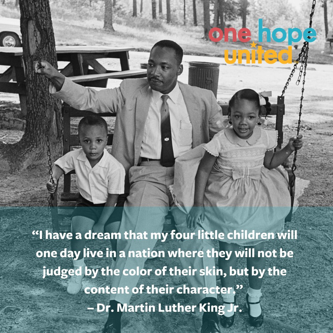test Twitter Media - Today we honor Dr. Martin Luther King Jr., a minister and civil rights leader that worked valiantly to unite people from all backgrounds.  His remarkable values inspire us to increase opportunities for every child and family in our care to help them live #LifeWithoutLimits. https://t.co/l3fHoN1wuQ