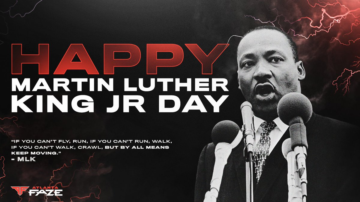"""""""But by all means KEEP MOVING.""""   Today we honor #MLKDay  by striving to be role models in our community inspiring those of you to keep moving forward towards your dreams!    Happy Martin Luther King Jr. Day. <br>http://pic.twitter.com/w2ItAmSFqW"""