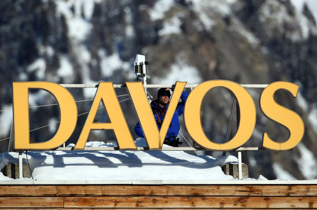 Trump gets Swiss army security as climate protesters trek to Davos https://reut.rs/3at46Km