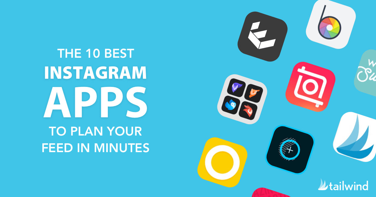 The 10 Best Apps to Plan Your Instagram Feed in Minutes! http://blog.tailwindapp.com/10-best-apps-plan-instagram-feed-2019/…  #InstagramMarketing #InstagramStrategy #Instagrampic.twitter.com/uXDgmai1Jm