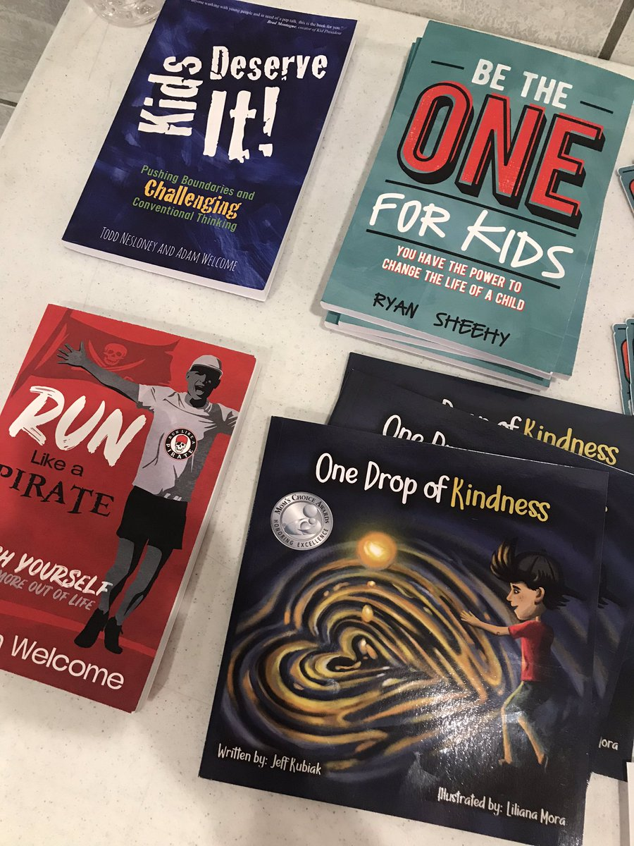 If you haven't read these books and want to and are at #NCKPD20, tell me why and you can win one!!