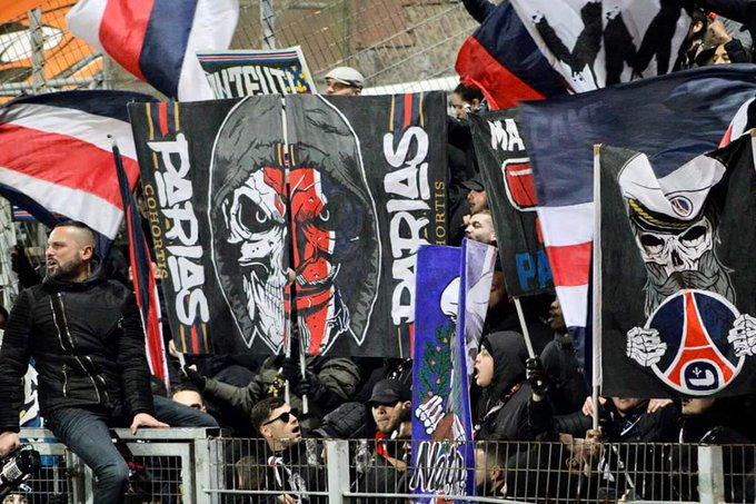Des supporters parisiens bloqués à la frontière allemande