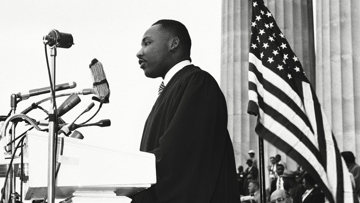 """""""In short, injustice anywhere is a threat to justice everywhere, for we are tied together in a garment of mutuality… https://t.co/b3JLInsAnP"""