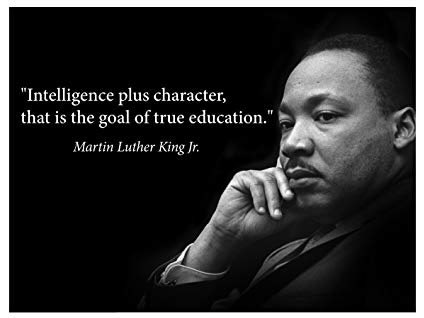 Thank you for the doors you've opened, Dr. Martin Luther King, Jr. #mlk https://t.co/wzTW6HDHNT