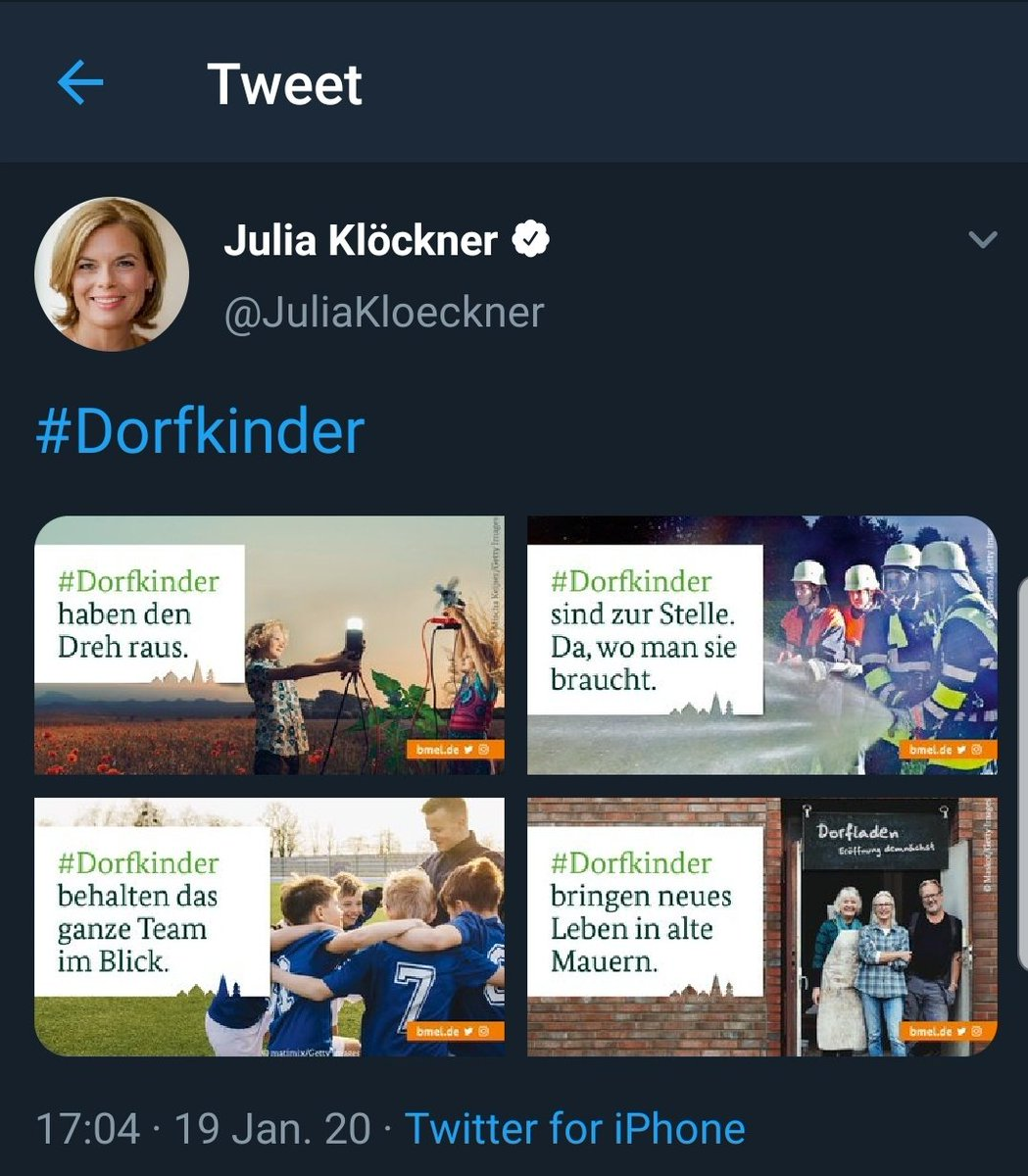 #Dorfkinder