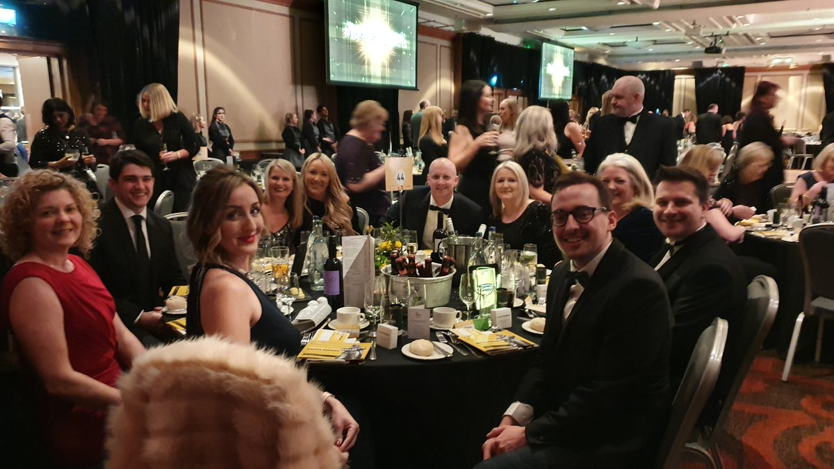 On Friday our Glasgow insurance team attended the @Beatson_Charity Bard & his Belles Burns Supper. The event raised a fantastic £50,564.63 for cancer patients and families. Thank you for letting us be part of a wonderful evening!