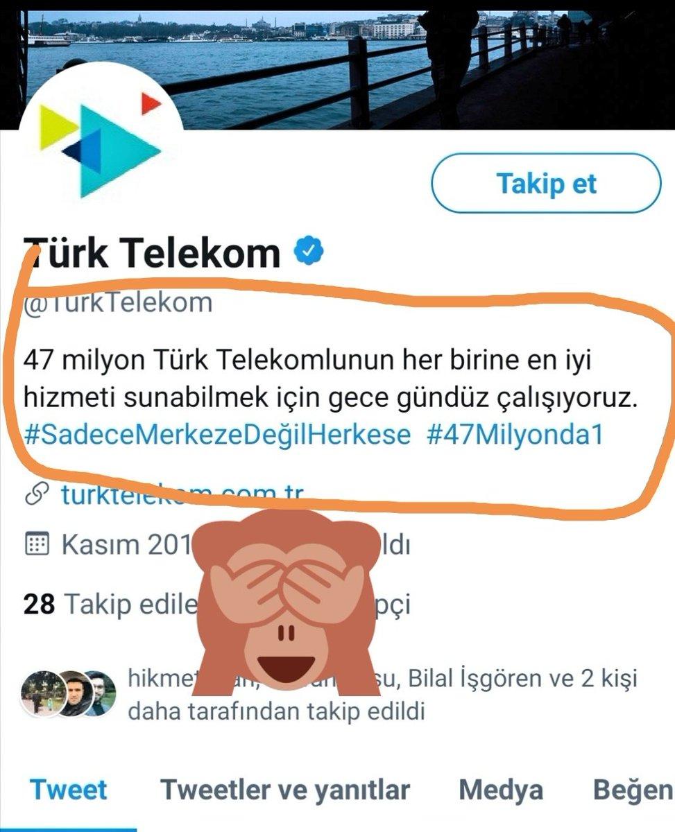 Yalanın böylesi. . #türktelekom #Google https://t.co/maD2w00DM0