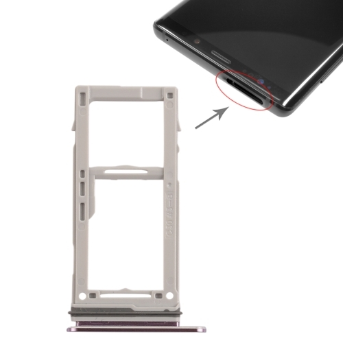 Deal #5939 SIM Card Tray + SIM Card Tray / Micro SD Card Tray for Galaxy Note9 (Purple)   Deals Fashion Style Ohio State Gift Camille Claudel  Jan,20,2020 03:52:02 PM  https://is.gd/gvpgogpic.twitter.com/PADO44RQRQ