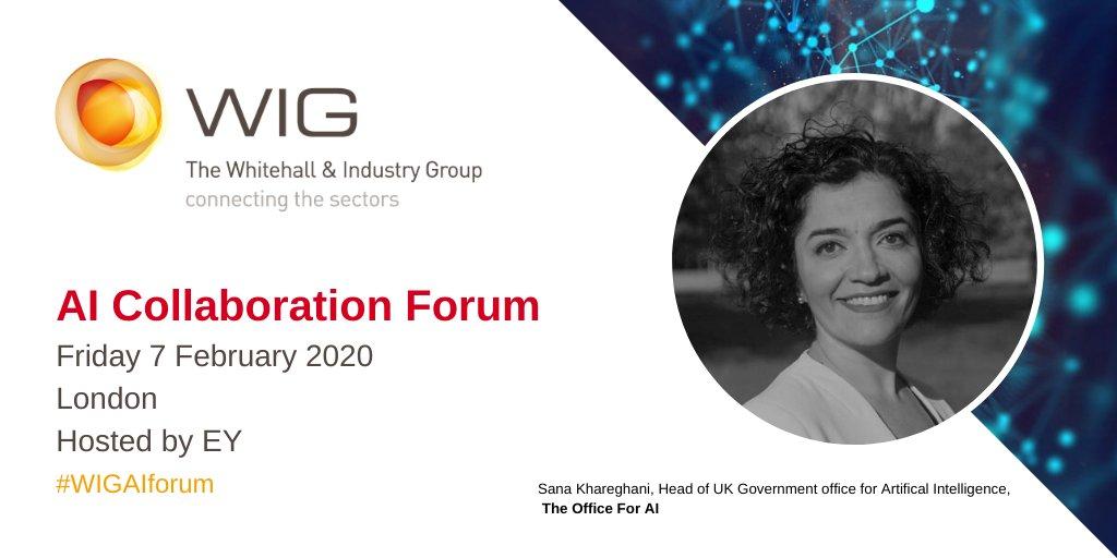 AI Collaboration Forum Tickets, Fri 7 Feb 2020 at 08:30 | Eventbrite