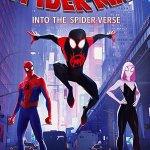 Image for the Tweet beginning: Spider-Man: Into the Spider-Verse (4K