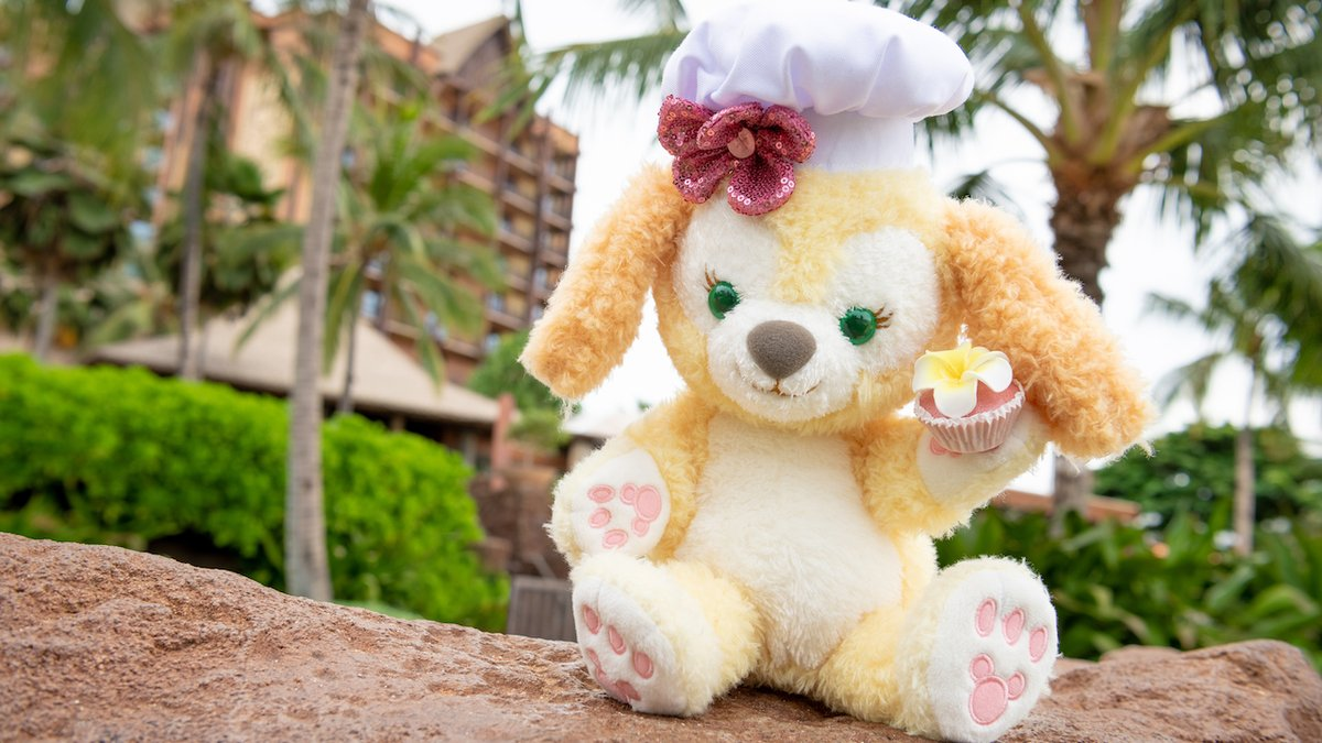 CookieAnn, Duffy's creative, food-loving friend, has arrived on Oʻahu to bring her recipe for friendship to Aulani, A Disney Resort and Spa!