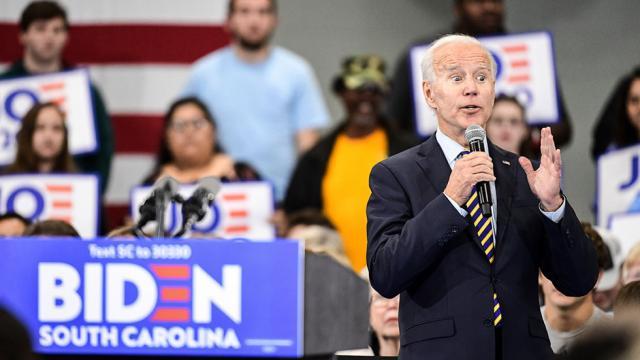 Nieuwe peiling: Joe Biden aan kop in Iowa. Die staat gaat over twee weken naar de stembus in de Democratische voorverkiezingen #Amerika