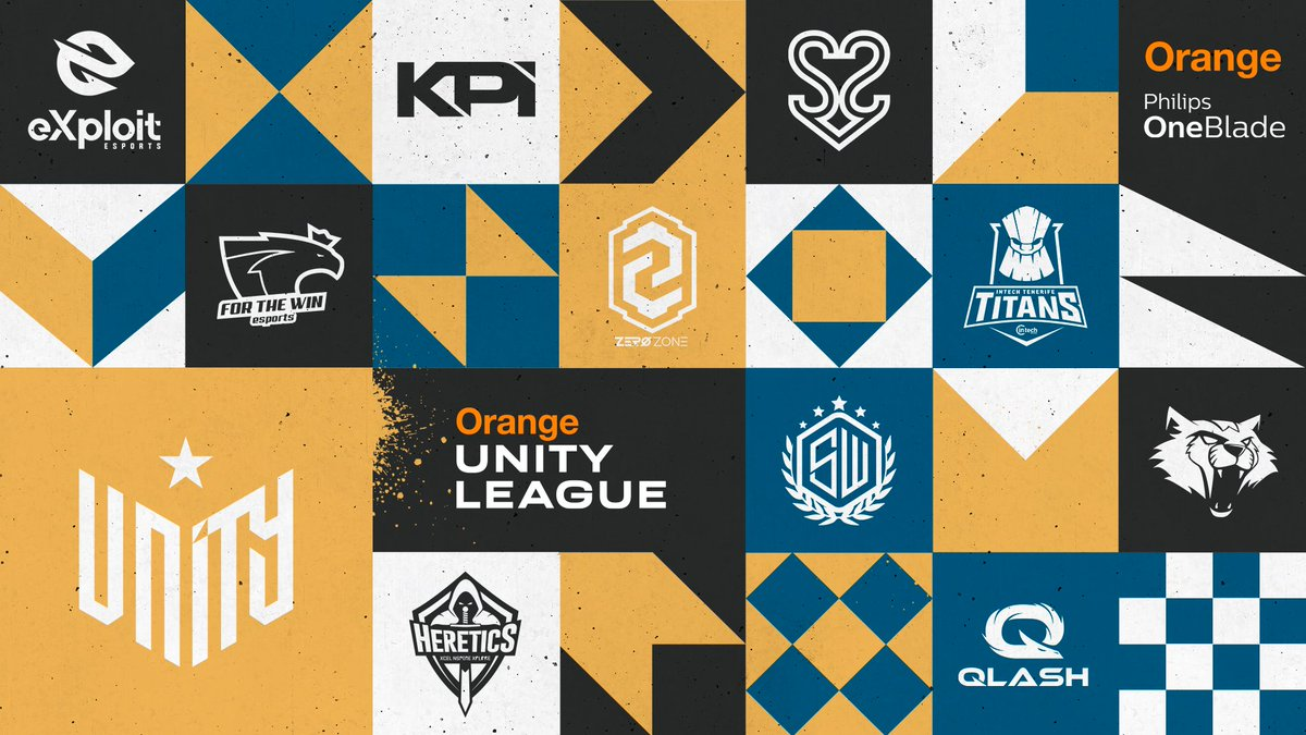 Resultado de imagen de orange unity league