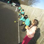 Image for the Tweet beginning: Check out 1A's ball skills