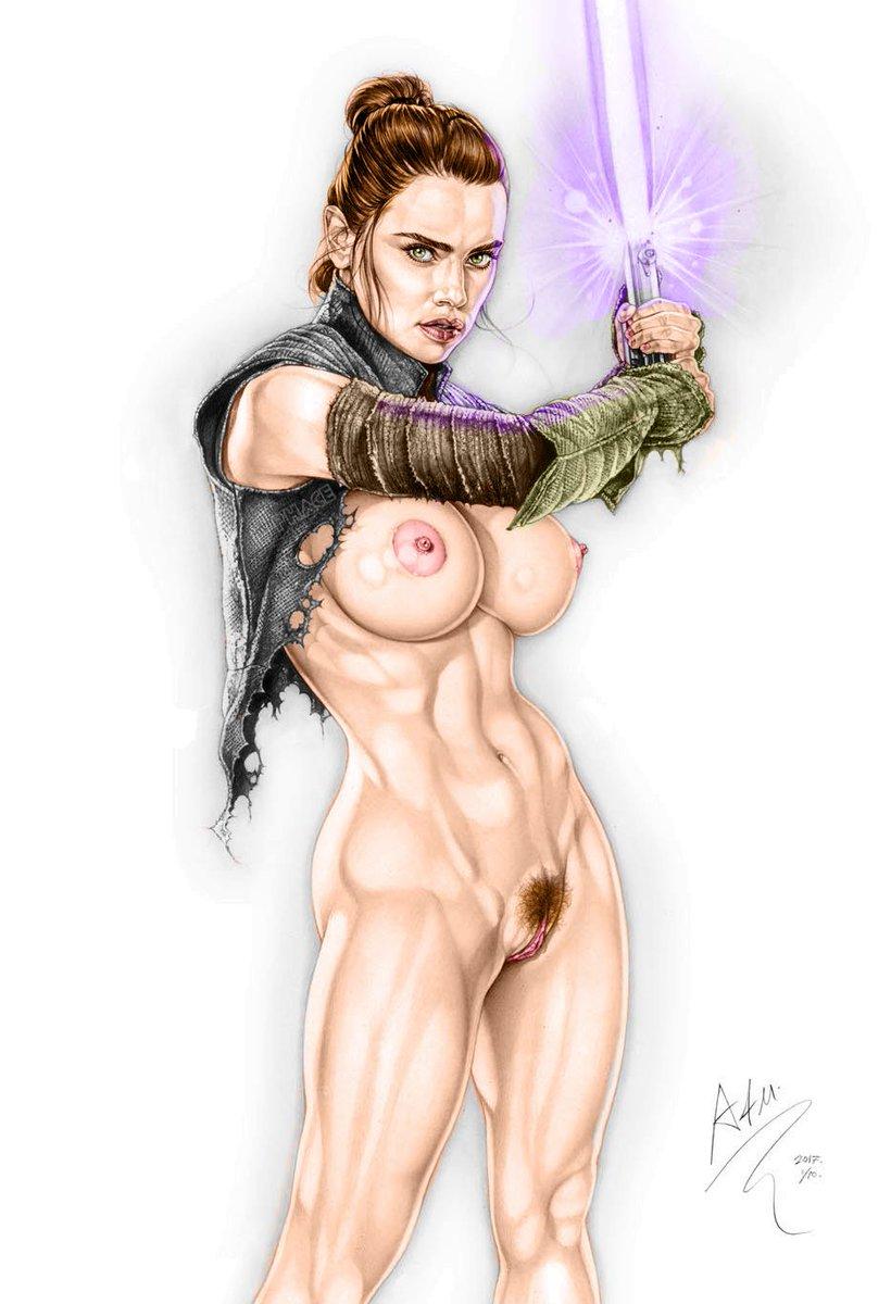 Jane Foster Nude Grabbing Darcy Lewis