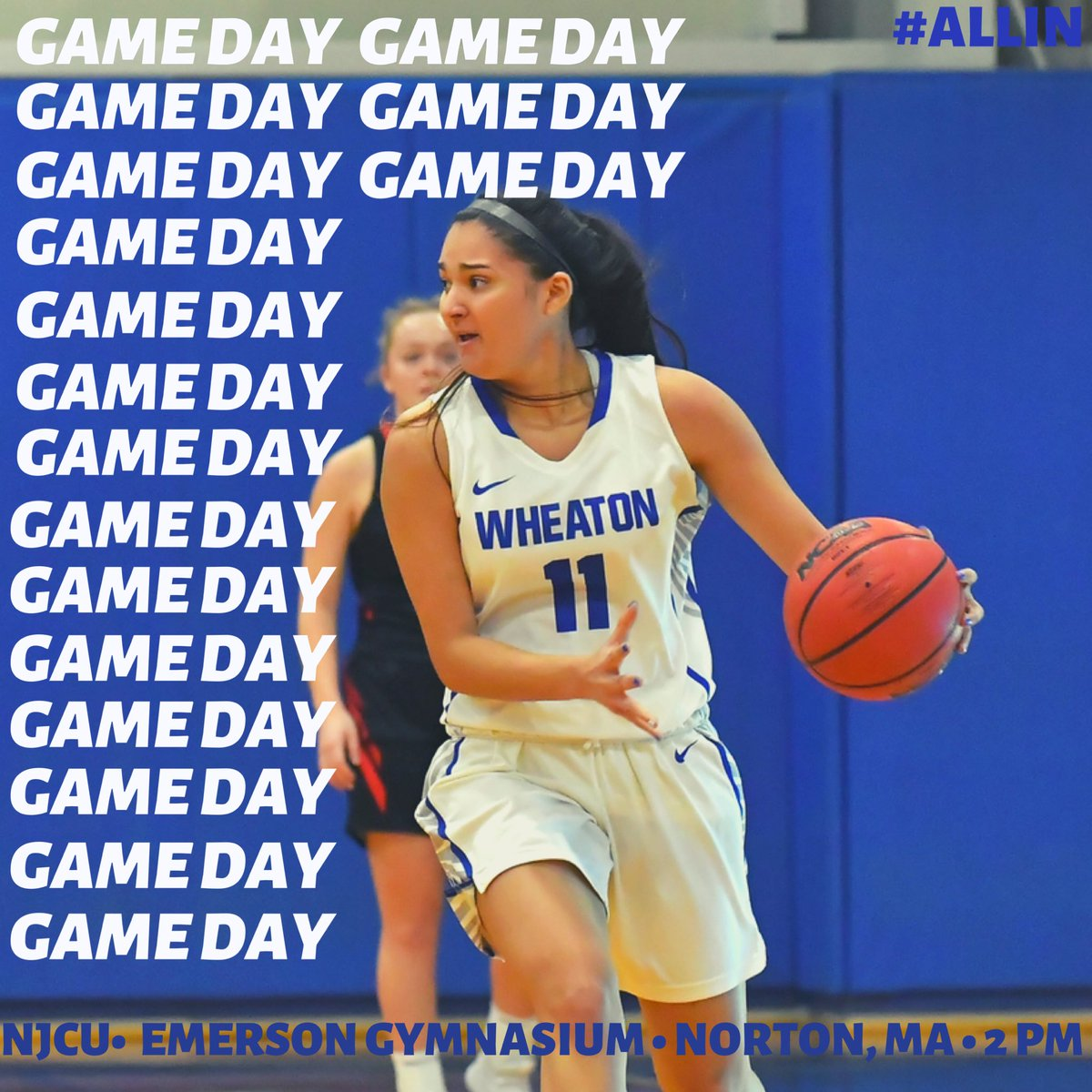 Tip-off @ 2 PM here in Norton! #ALLIN <br>http://pic.twitter.com/Qp5uTxnK5U