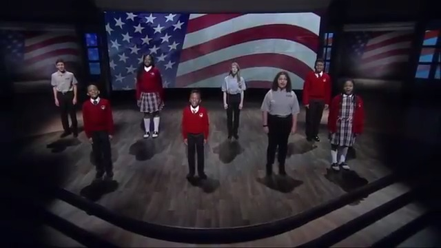 A tribute to celebrate civil rights activist Martin Luther King Jr.'s life and legacy from the children of The Cardinal Shehan School Community and Krieger Schechter Day School choirs for #MLKDay. https://abcn.ws/2RiH3wd