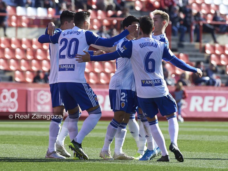 El Real Zaragoza Foto
