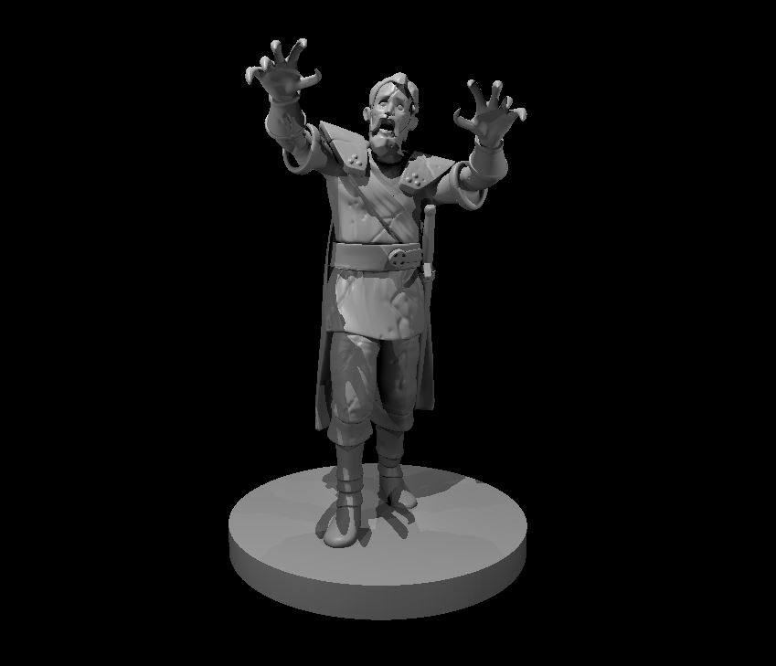 My effort of #3dmodeling and #3dprinting every creature from #dungeonsanddragons continues! Here is the Stone Cursed from Mordenkainen's Tome of Foes!   Free stl: https://www.shapeways.com/product/TPK6ZXUAB/stone-cursed…   Lets see how he turns out! #dnd #dungeonsanddragons #3dart #ttrpg #dnd5epic.twitter.com/k97VH6cLNL