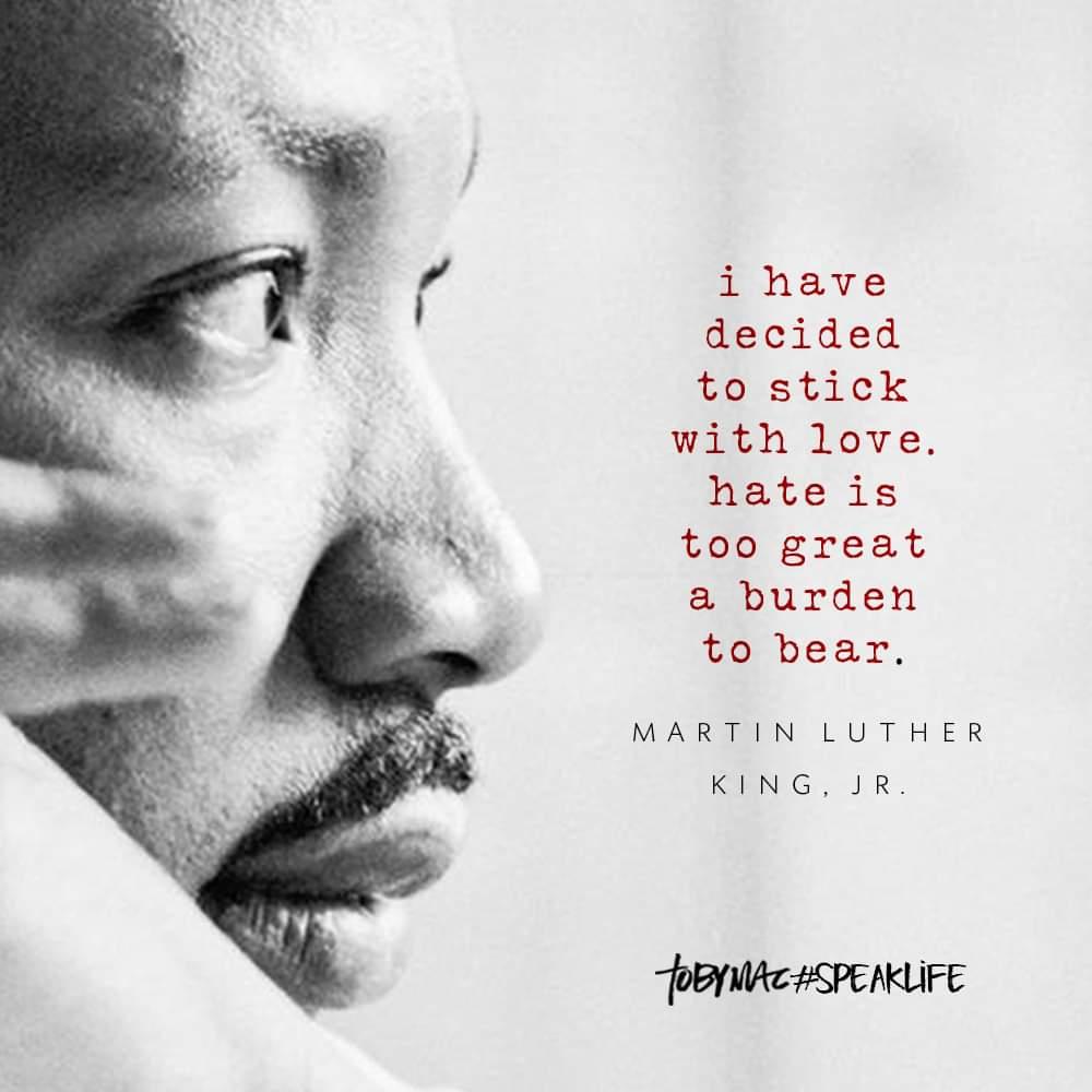 Dr. King 👊 #MLKDay2020