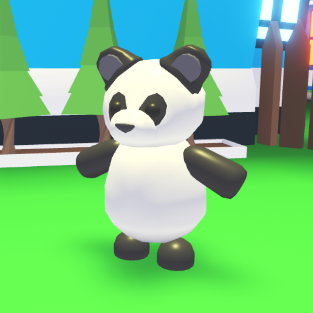 Adopt Me On Twitter Kung Fu Kicks The Door In Pandas