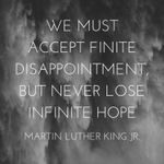 Image for the Tweet beginning: Today we remember Martin Luther