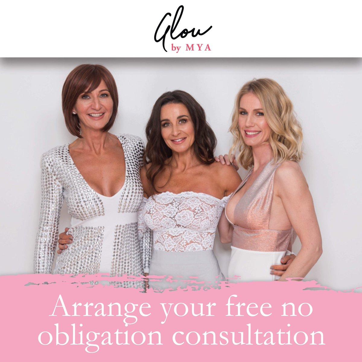 Visit http://glowbymya.co.uk to arrange your free consultation today! #GlowByMYA #MYA #CosmeticSurgery pic.twitter.com/IsvqNZXGJR