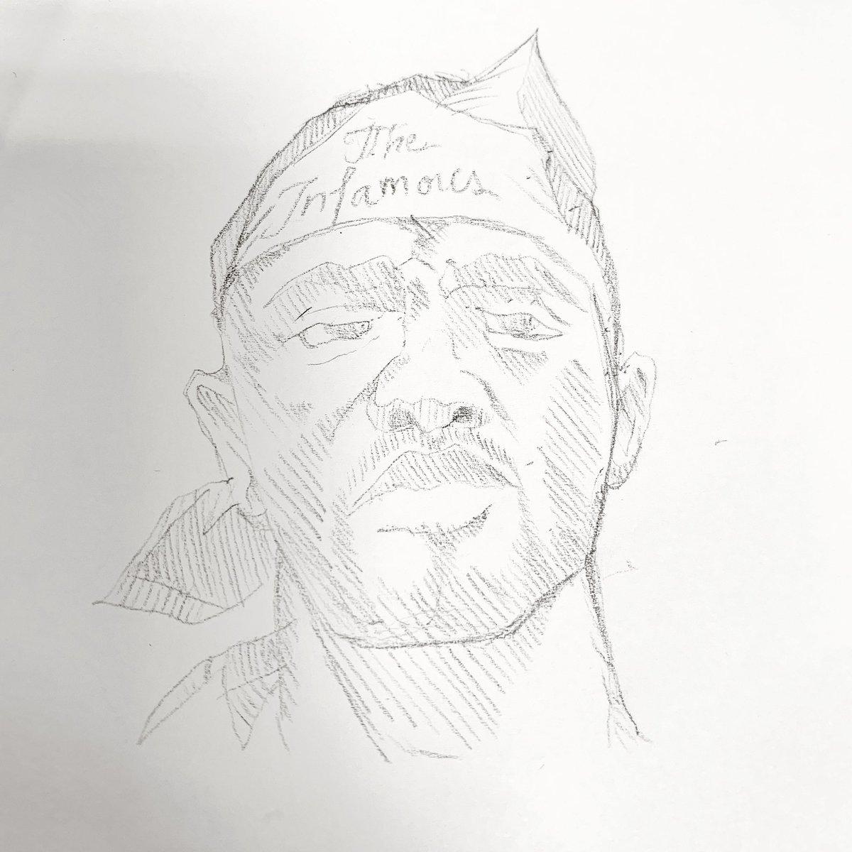 I GOT U STUCK OFF THE REALNESS, WE BE THE INFAMOUS... #MobbDeep #Prodigy #Draw #Art #QB #NY #Sketchpic.twitter.com/daqpVgS0Ra