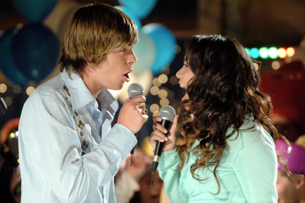 In perfect harmony since 2006. 💞Happy Anniversary to High School Musical!