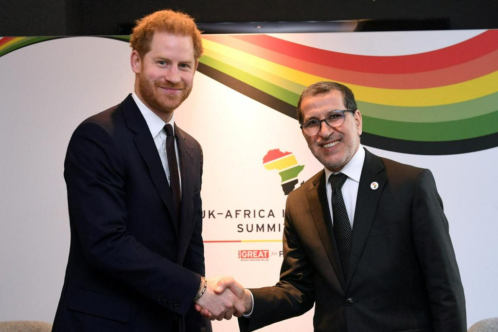 Prince Harry meets African leaders in London https://reut.rs/2G7NXw7